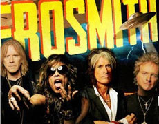 Rivermaya Support Act at Aerosmith Concert on May 8th